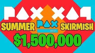 Fortnite Summer Skirmish [Week 8 Day 1] PAX WEST
