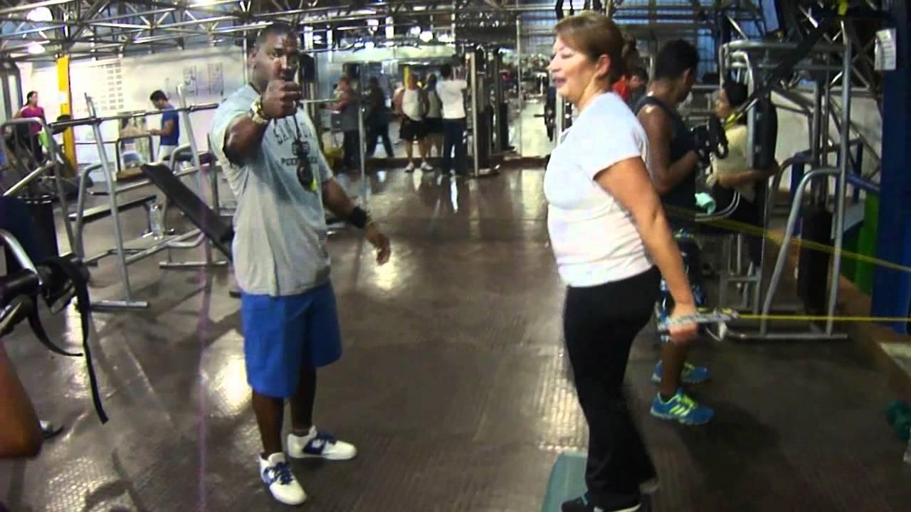 Gimnasio bp gym caracas venezuela youtube for Gimnasio one