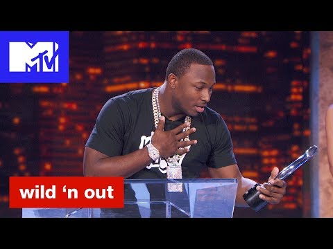 Download Youtube: Colin Kaepernick Wins The Stand-Up Player of the Year 'Official Sneak Peek' | Wild 'N Out | MTV