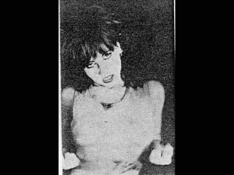 Lydia Lunch. Touch my evil