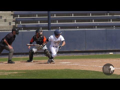 UC Davis Baseball vs University of the Pacific