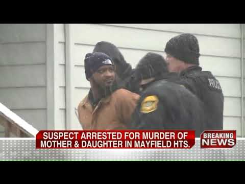 Neighbor charged with murders of Mayfield Heights woman, daughter