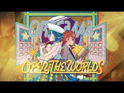ORESAMA / OPEN THE WORLDS -MUSIC VIDEO- (TVアニメ『叛逆性ミリオンアーサー』第2シーズンOP主題歌)