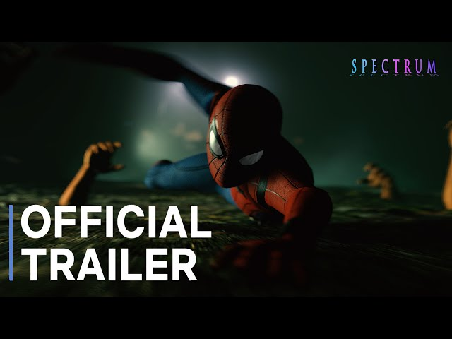 Spectrum's Avengers: House Of M - Official Trailer (Marvel Horror Animation Film)