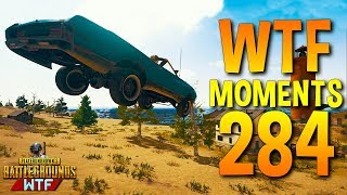 PUBG Daily Funny WTF Moments Highlights Ep 284