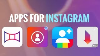 5 Free Apps To Take Your Instagram To The Next Level 🔥 | Best Apps For Instagram 2017 😎