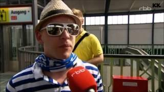 DFB Pokalfinale 2011: Die Stimmung vor dem Spiel | FC Schalke 04 - MSV Duisburg