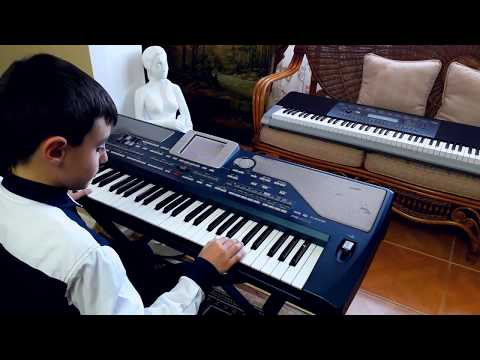 Zaven Avdalyan  —  Sev - Sev Acher /  Keyboard Solo //