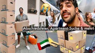DER UMZUG nach DUBAI beginnt! *emotional* | Sami Slimani