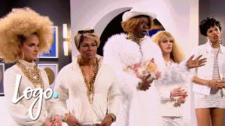 RuPaul's Drag Race (Season 8 Ep. 3) | OVER-Acting Empire  | Logo