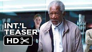 Transcendence Japanese TEASER (2014) - Morgan Freeman, Johnny Depp Sci-Fi Movie HD