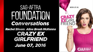 Conversations with Rachel Bloom, Aline Brosh McKenna of CRAZY EX-GIRLFRIEND