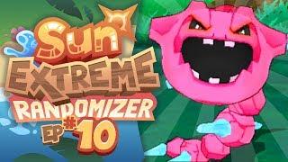RUBY CRYSTAL STEELIX!! - Pokemon Sun Extreme Randomizer (Episode 10)