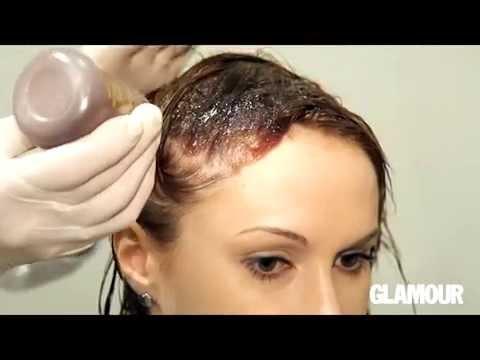 Окрашивание волос хной или как красить волосы хной дома