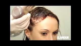 Как правильно красить волосы в рыжий цвет