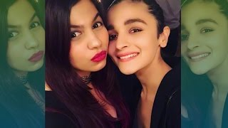 Alia Bhatt's First Night At Her New House With Sister Shaheen Bhatt | Bollywood News