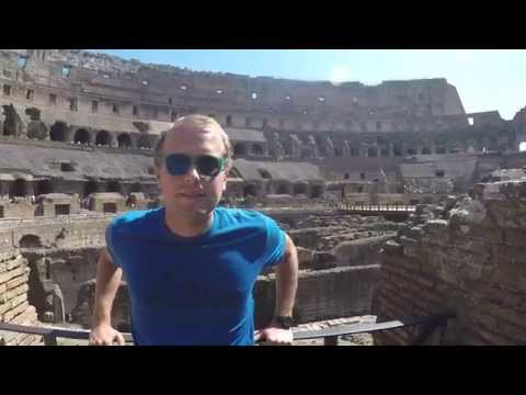 Fake Travel Guide: Roman Colosseum