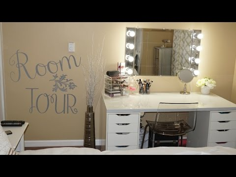 ROOM TOUR 2016 | Kaitlyn Jones