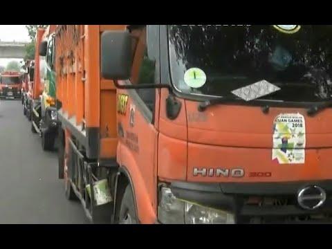 Truk Sampah DKI Jakarta Dilarang ke TPST Bantar Gebang Mp3
