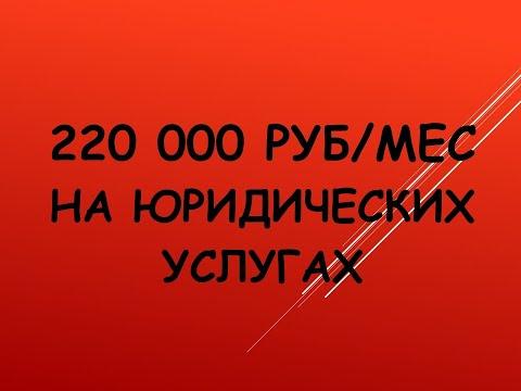 Владимир Попов (Бизнес на 1 000 000 рублей без затрат): Как заработать 200 000 рублей за месяц?