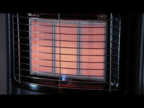 Kent LPG Cabinet Heaters Troubleshooting: Heater does not heat up evenly