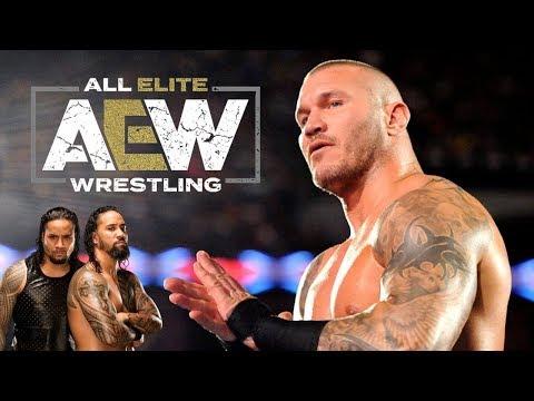 5 Superstars Qui Pourraient Quitter La WWE Pour La AEW!