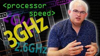Computer Speeds - Computerphile