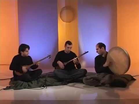 Sufi  Music And Hafiz Poetry produced By Bahram Heidari