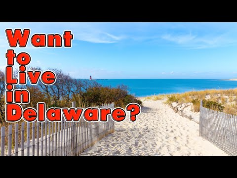 Top 10 reasons to move to Delaware. Delaware has reasons to make you want to live there. Really.