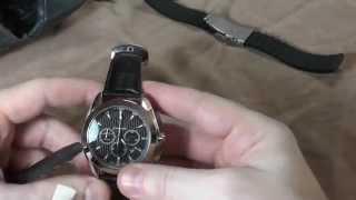 Как купить браслет/ремешок для часов, качественные, дешевые(как укоротить)(Купить очень качественный ремешок для часов с бесплатной доставкой из Китая: http://j.mp/25ajX8U Отличный каучуковы..., 2015-08-16T03:37:51.000Z)