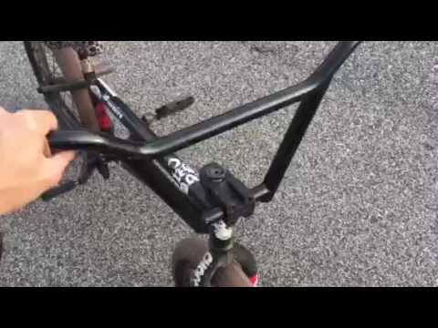 Gt Bikes 4 Piece Handlebar Review 9 125 Edition Youtube