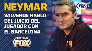¡neymar vs. barcelona!... y también zidane habló