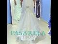 Vestidos de novia corte princesa y estilos o cortes.