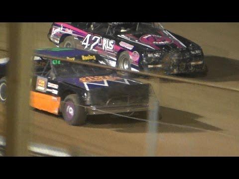 Street Stocks Main Event @ Manitowoc Raceway 7/22/2016 - dirt track racing video image