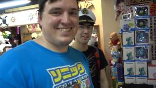 2016 Japan Trip - Adventures at the Lucky Box Store in Odaiba, Tokyo (Part 1)
