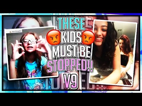 Thumbnail: THESE KIDS MUST BE STOPPED!!! PART 9 (ft. DANIELLE BREGOLI)