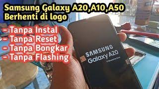 Di video ini saya coba berbagi bagaimana cara penanganan pertama pada handphone yang bootloop atau m.