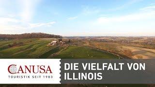 Entdecke die Vielfalt Illinois! | CANUSA
