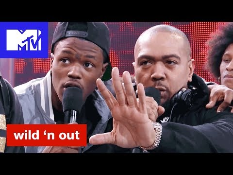 Wild 'N Out | Mariah Carey isn't the Only Thing That Left Nick Cannon | #Wildstyle