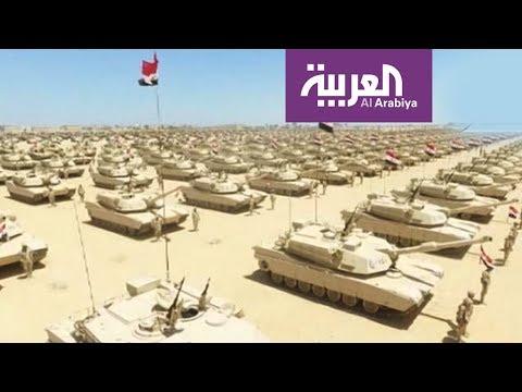 """مصر تفتتح """"قاعدة محمد نجيب"""" أكبر القواعد العسكرية في الشرق الأوسط"""