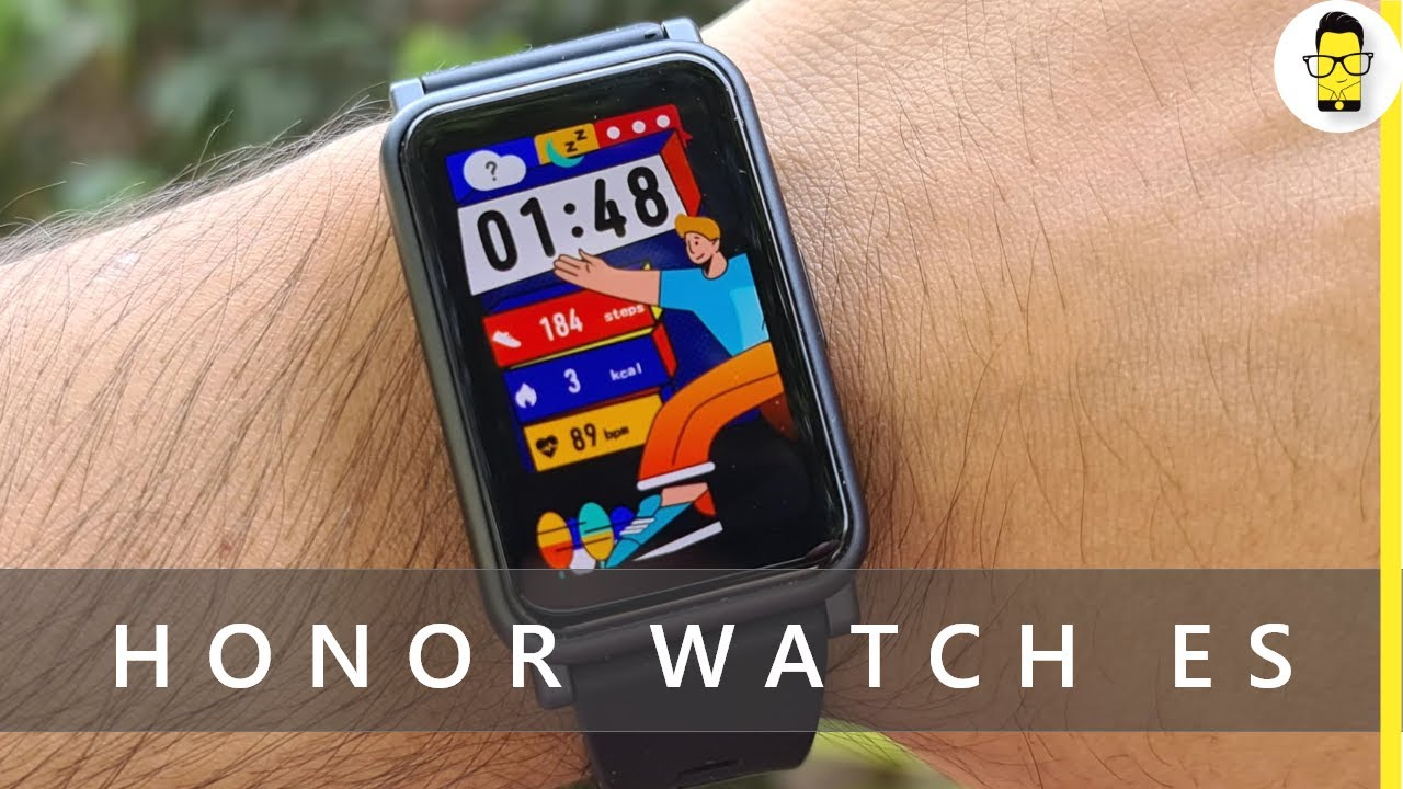 Honor Watch ES First Impressions: The wearable to get in 2020?