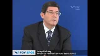 FGV/EPGE - Depoimento de Joaquim Levy