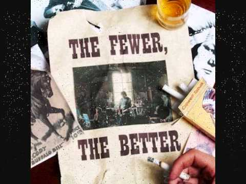Up With the Joneses - The Fewer, The Better