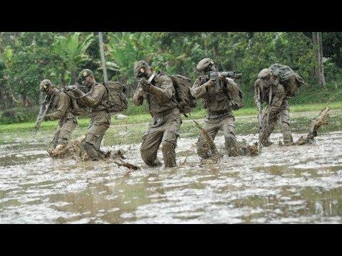 Lagu Militer Musuh Kan Gentar Lari Tunggang Langgang (KOSTRAD)