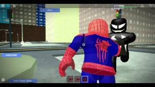ROBLOX The Amazing Spider-man 2| With Freddy421|