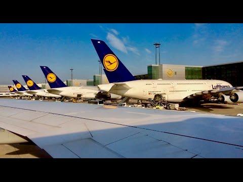 ✈ FLIGHT REPORT - Toronto to Frankfurt - Lufthansa 747-400 (D-ABTK) FLUGBERICHT