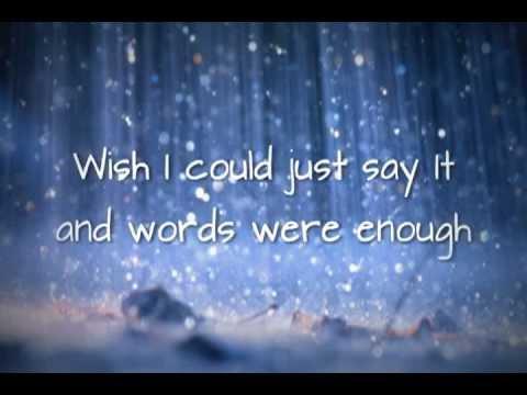 Rainy Season - Lyrics by Hunter Hayes [HD]