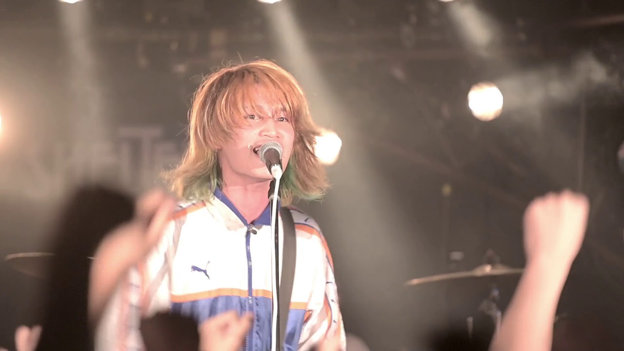 【期間限定】PK shampoo - 天王寺減衰曲線@下北沢SHELTER【LIVE】