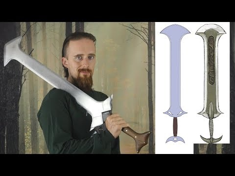 A Functional Real-Life Armorslayer from Fire Emblem!