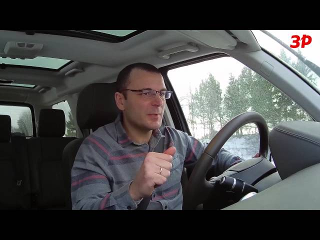 Видеообзор Land Rover Discovery 2015